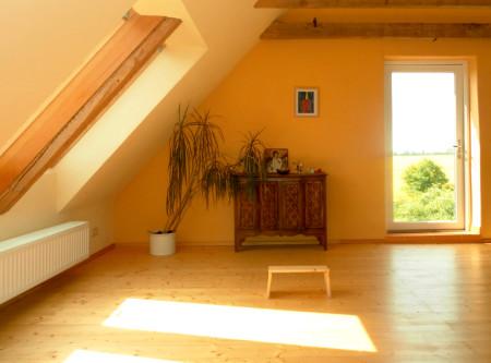 Meditations- und Gebetsraum im Dachausbau in Grenz 24