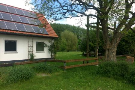Haus der Pfadfinder mit Pfadfinderzeltplatz 'Alte Kälberkoppel'
